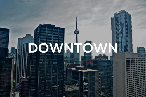 Downtown toronto condos for sale