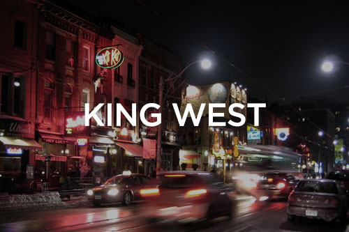 King West condos for sale