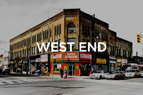 West End condos for sale