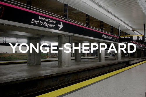 Yonge-Sheppard condos for sale